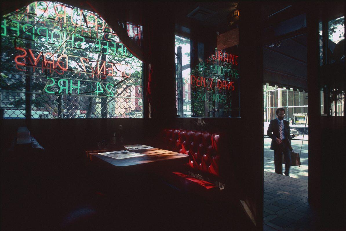 New York, Chelsea, Bar