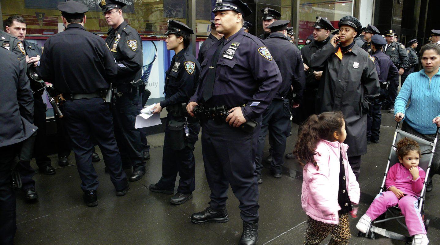 Polizei NY