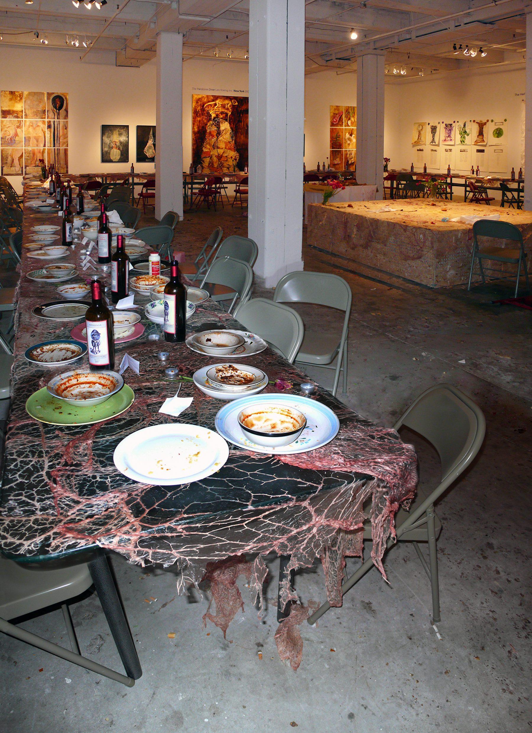 Nach dem dinner