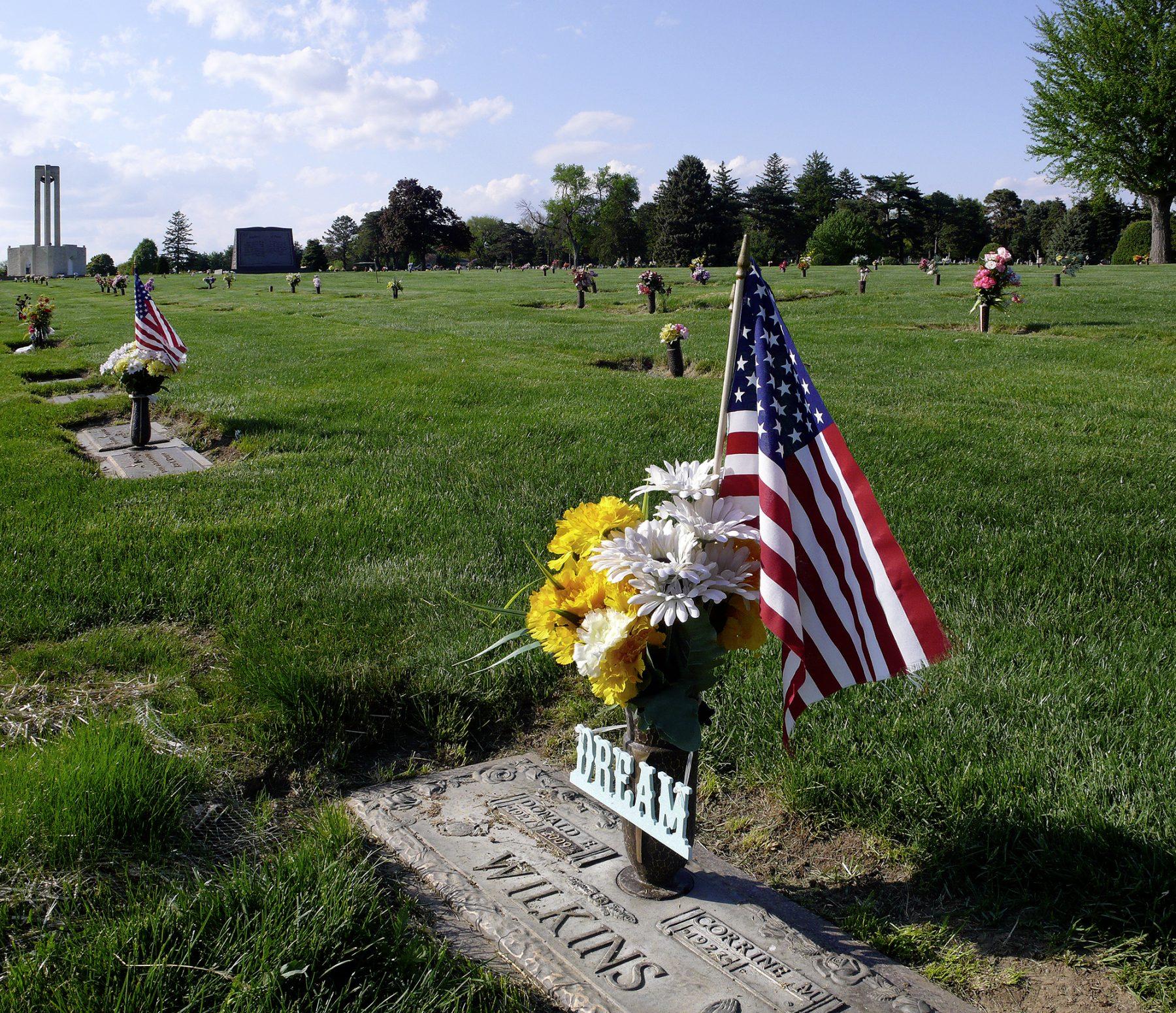 Kinderfriedhoffahne