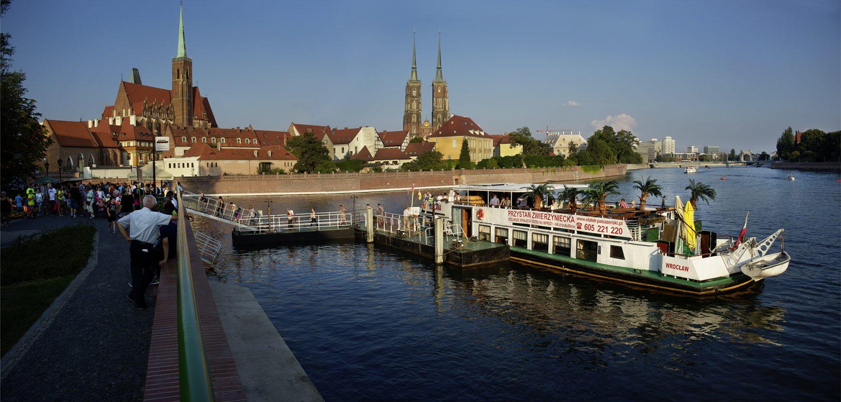 Breslau, Hafen