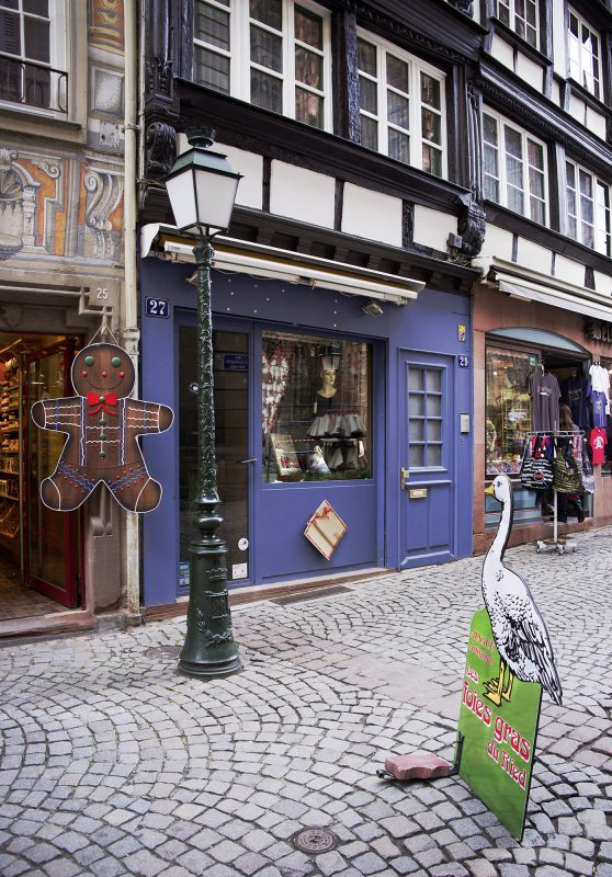 Straßburg, Foie Gras