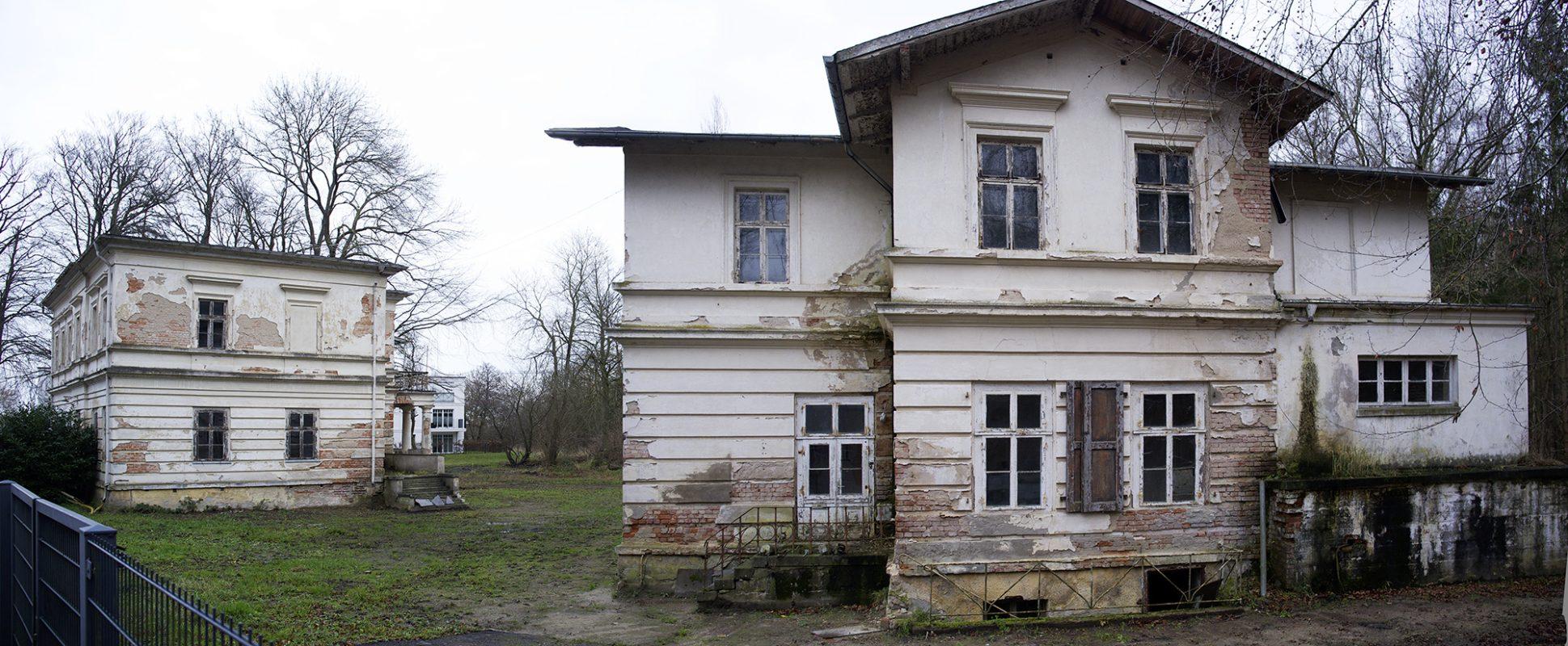 Heiligensee, alte Villen