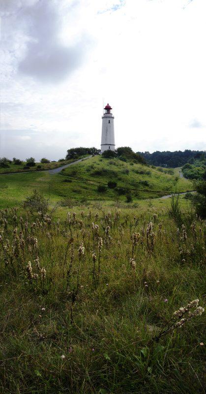 Hiddensee, Leuchtturm, Insel