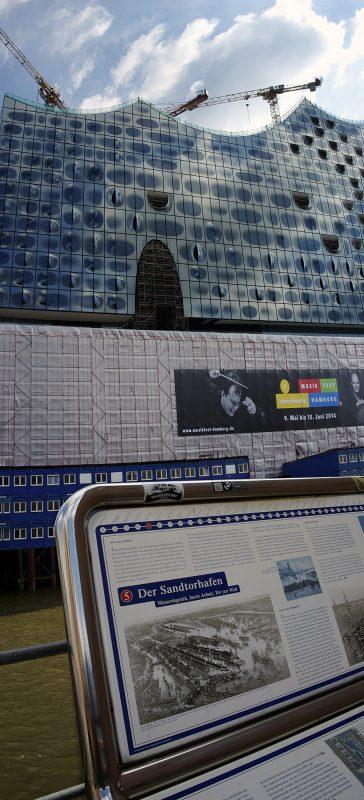 Hamburg, Elbphilharmonie von Jacques Herzog und Pierre de Meuron