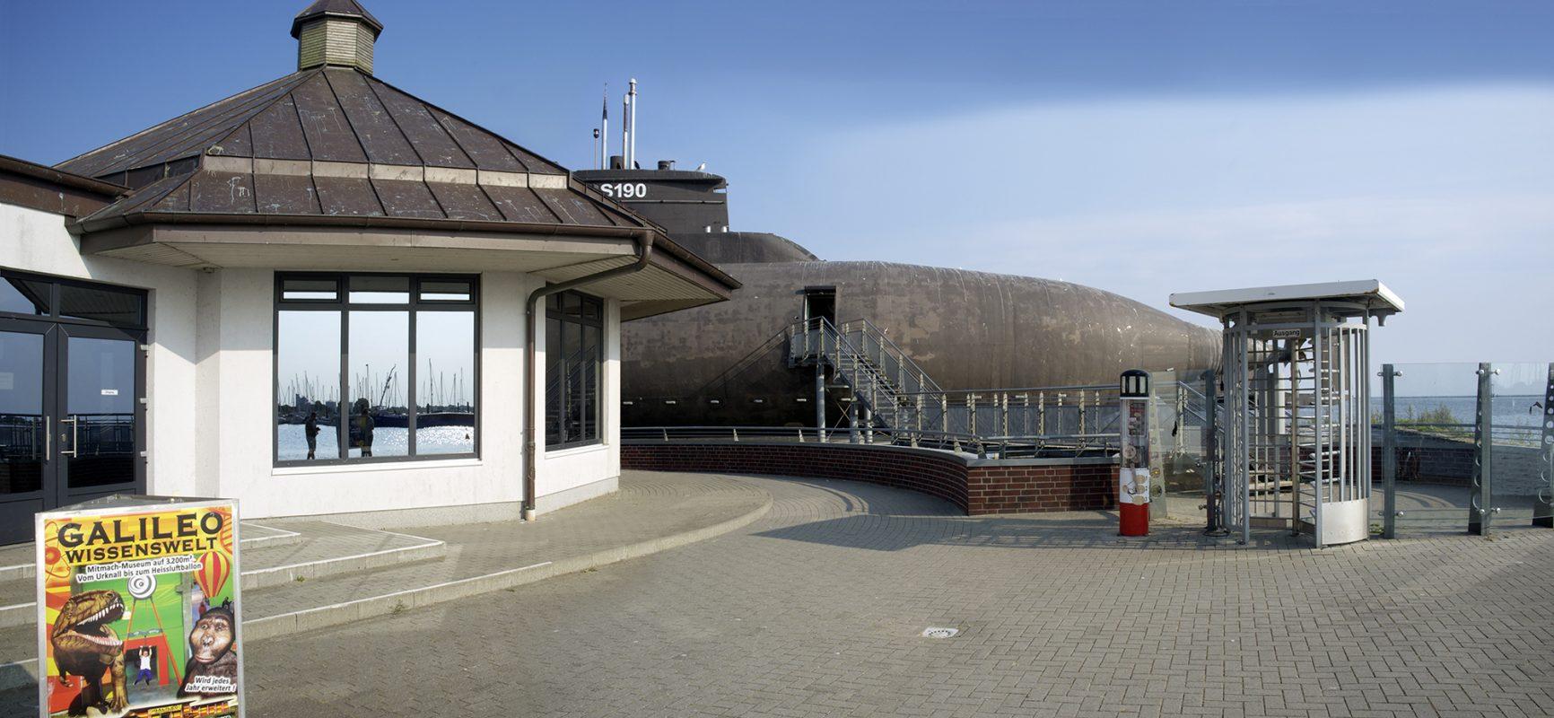 Fehmarn, U-Boot, Burg Hafen