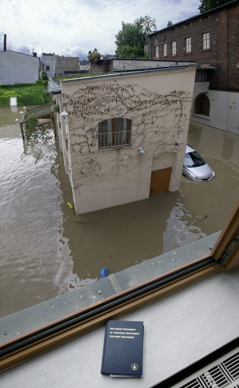 Hochwasser in Görlitz