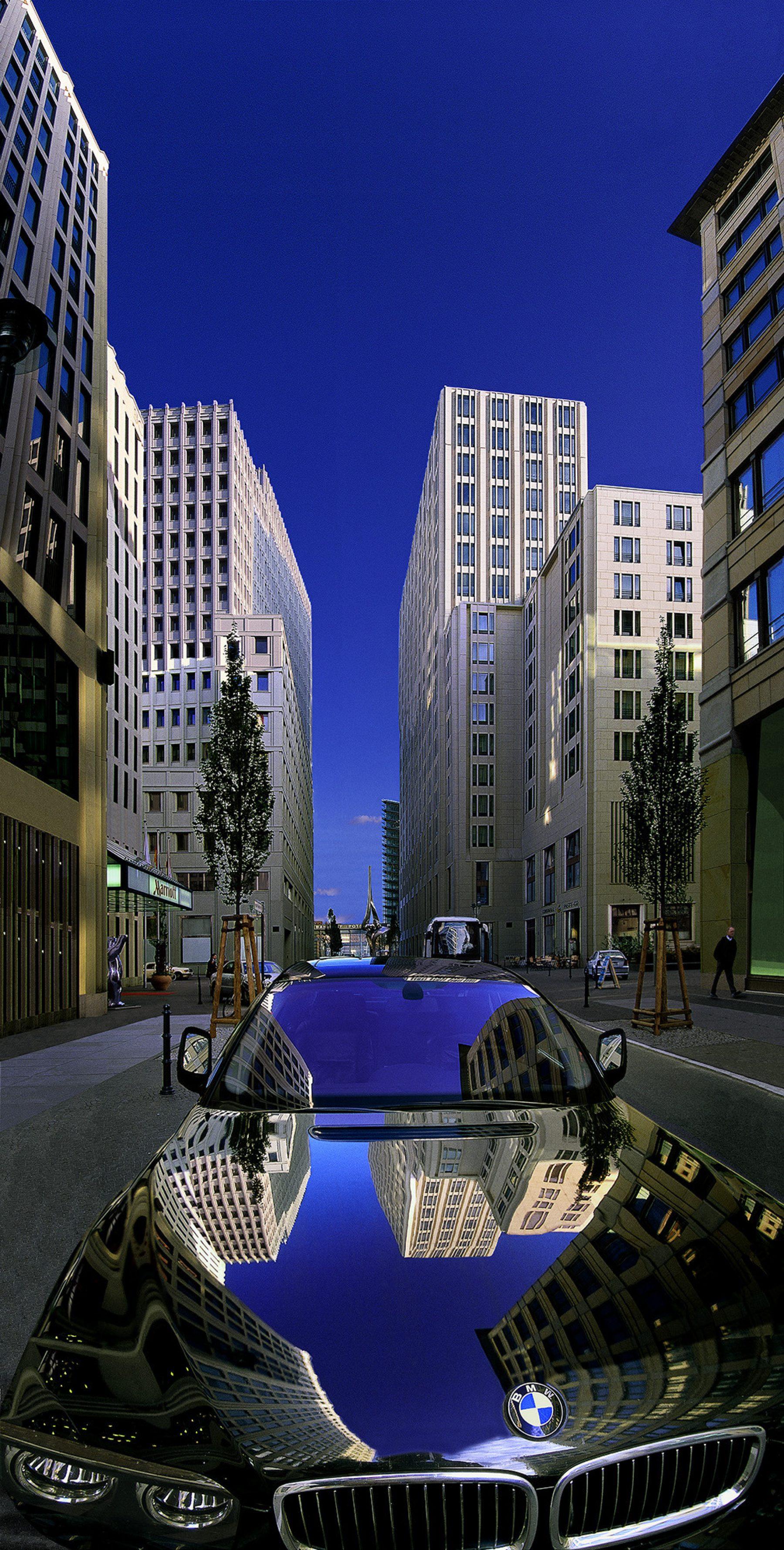 Berlin, Potsdamer Platz, BMW