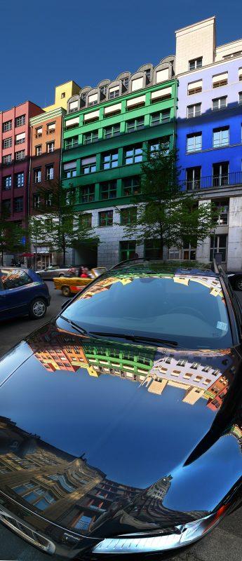 Berlin, Architektur, Aldo Rossi, Schützenstraße